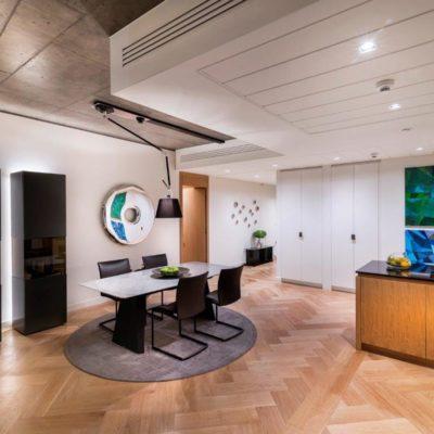 Apartament w luksusowym budynku Złota 44 nr 333