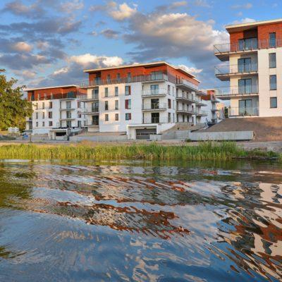 Apartament nad jeziorem z własną mariną Iława 5.15