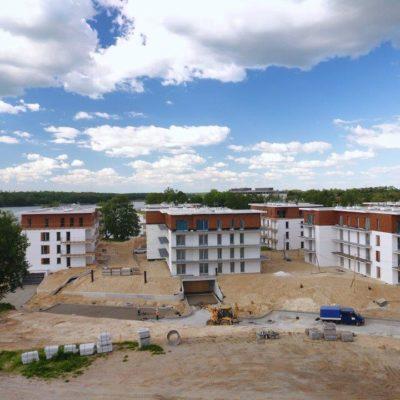 Apartament nad jeziorem z własną mariną Iława 6.28