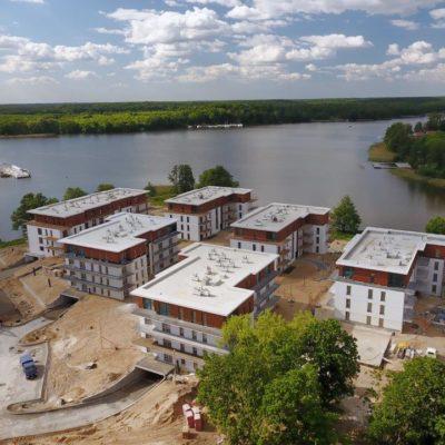 Apartament nad jeziorem z własną mariną Iława 3.2