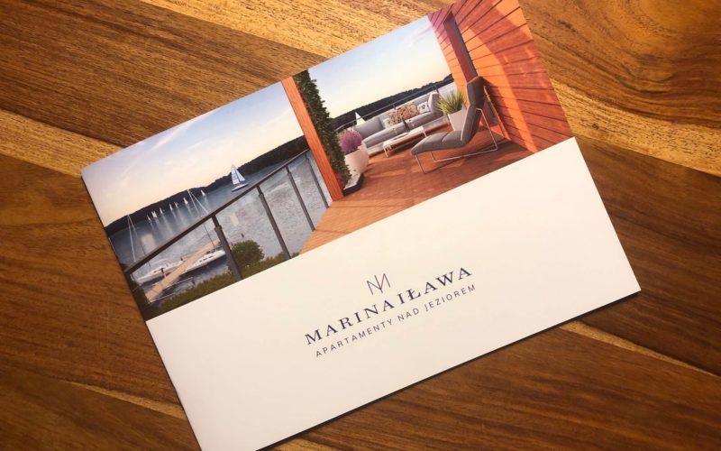 Marina Iława ma nowy folder.